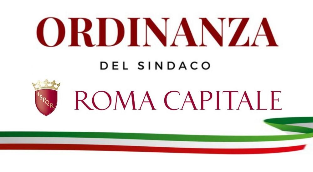 Ordinanza di Roma Capitale